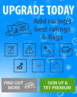 Upgrade To Race Passes Banner
