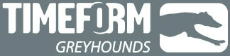 Timeform Greyhounds logo, on a white background.