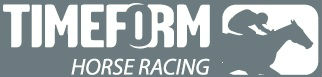 Timeform Horse Racing logo, on a white background.