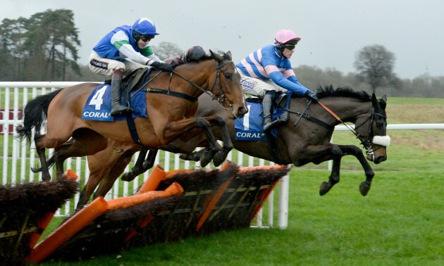 Return of the jumps: Chepstow and sun