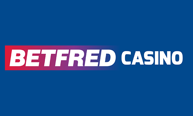 Betfred Casino screenshot.