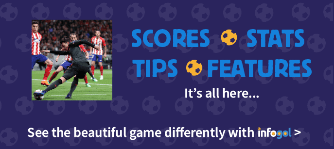 Football Betting Tips, Fixtures, Live Scores & Stats | Infogol