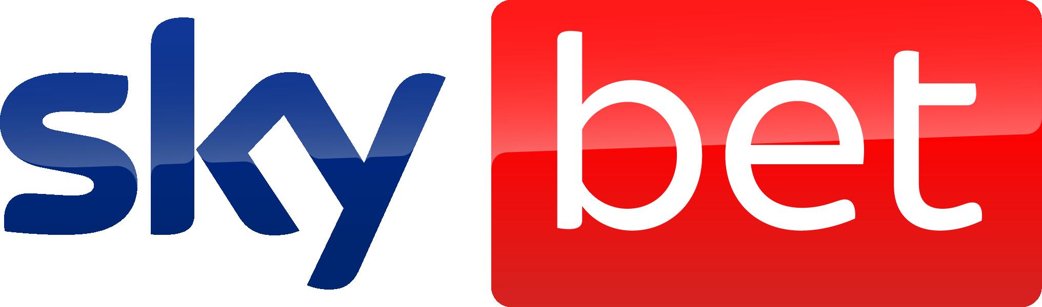 Sky Bet logo in a rectangular box.