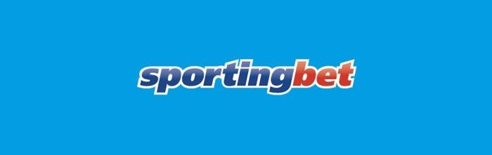 Sportingbet screenshot.