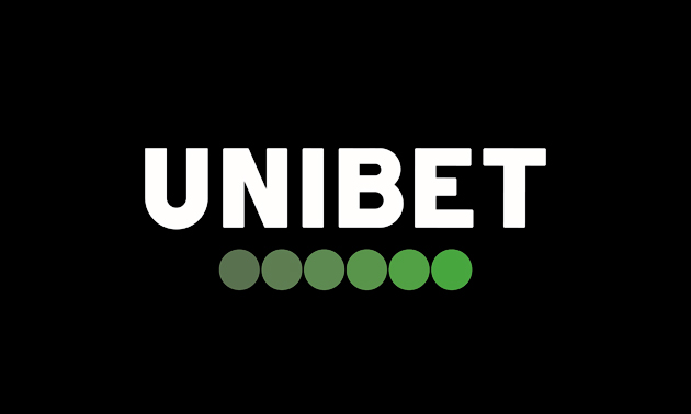 Unibet screenshot.