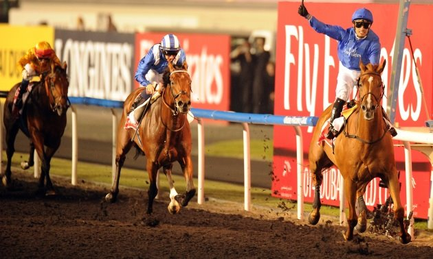 Blast From The Past: Dubai World Cup