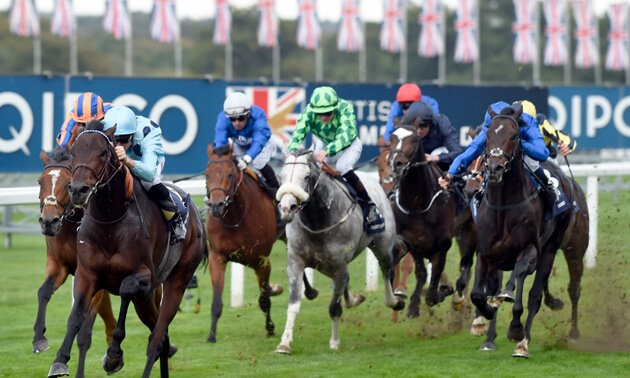 The Long Ranger: Champions Day