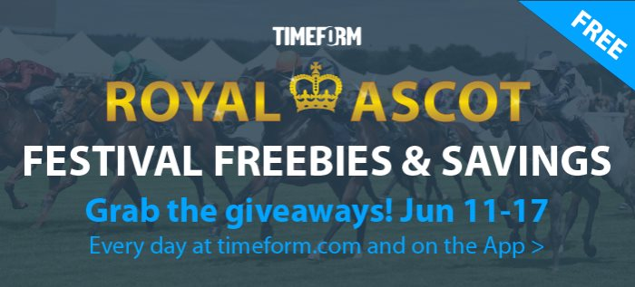 Royal Ascot Offer