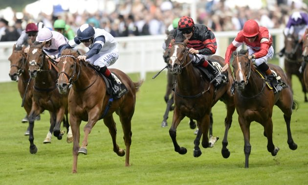 royal ascot race results
