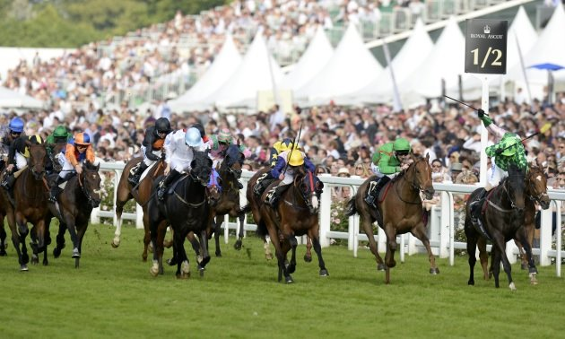 Long Ranger: King George Weekend and Haydock Sprint Cup