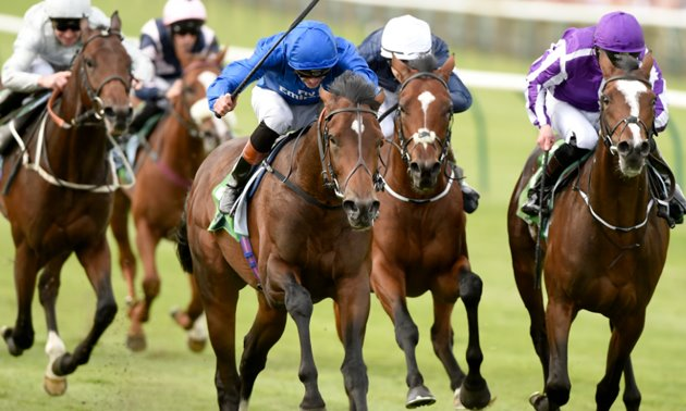 Ratings Update: Newmarket Guineas Festival