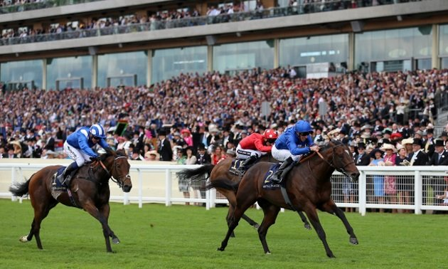 The Long Ranger: Champions Day and the 1000 Guineas