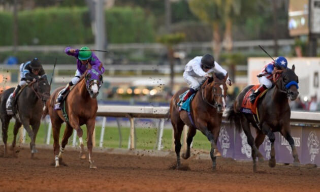 Pegasus World Cup Preview: West Coast the each-way play