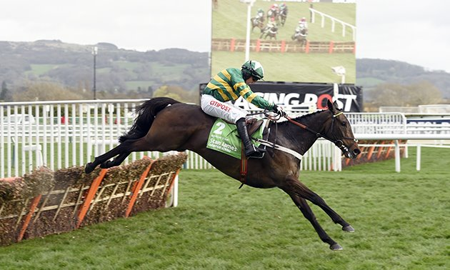 Lanzarote Hurdle Preview: McManus back for more with River