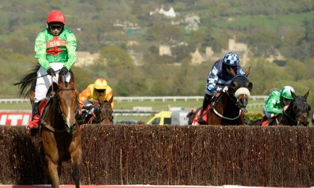 Grand National Interview: Buy into wise Williams
