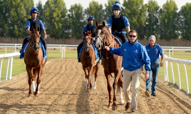 Ratings Update: Godolphin pair impress in Guineas trials