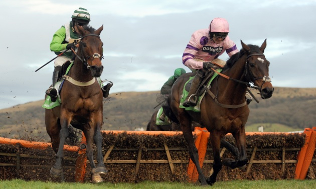 Blast From The Past: Cleeve Hurdle