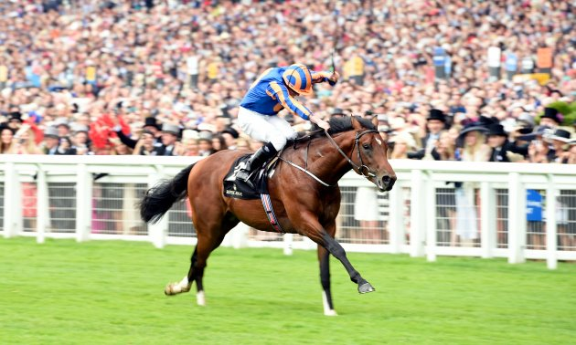 Irish 2000 Guineas Day Preview: Churchill gets the vote