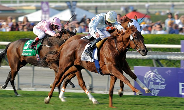 Blast from the Past: 2009 Breeders' Cup Turf