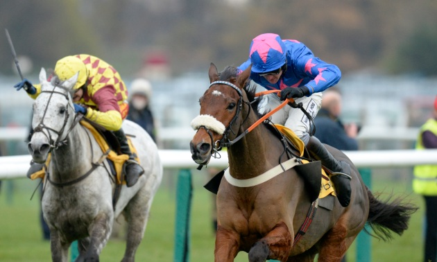 Sectional Debrief: Betfair Chase day 2016