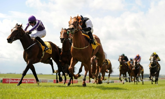 Irish Oaks Preview: Curvy a worthy favourite