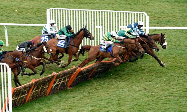 Blast From The Past: Stayers' Hurdle