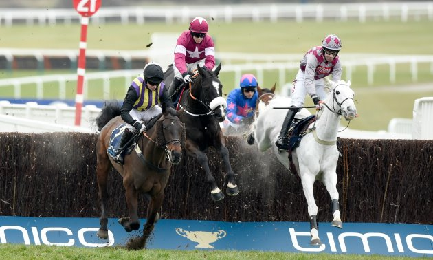 Lawlor's Hotel Novices' Hurdle: Death Duty the one to beat