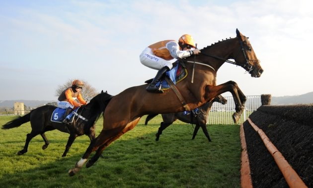 Troytown Chase Preview: Empire of Dirt to clean up at Navan