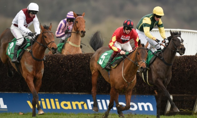 Midlands Grand National: Spud can prove at home in the mud