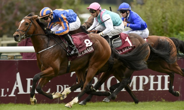 2000 Guineas: Fabre To Conquer English Territories Once Again