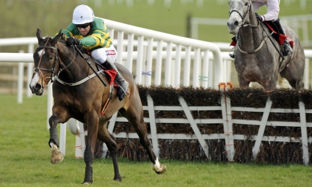 Barry Geraghty for J.P McManus: Five horses he can look forward to riding