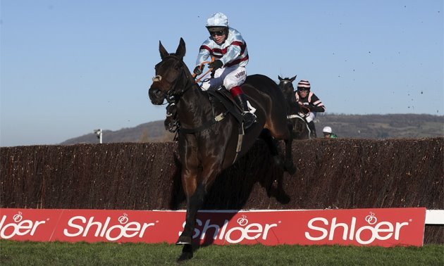 Henry VIII Novices' Chase 2018 | Lalor the star name among