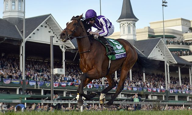 2019 Breeders Cup Breeders Cup A Possibility For Magical