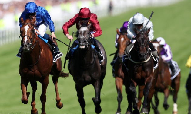 Timefigure review: Investec Derby Festival