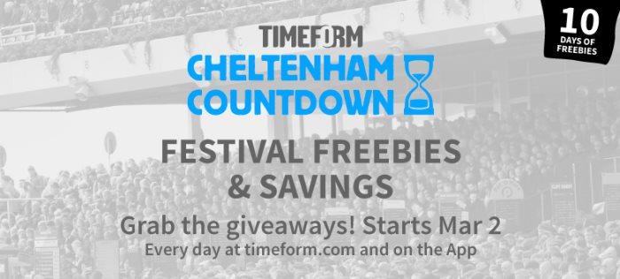 Cheltenham Festival Offer