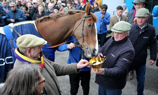 Cheltenham Gold Cup Preview: River to dig deep once more