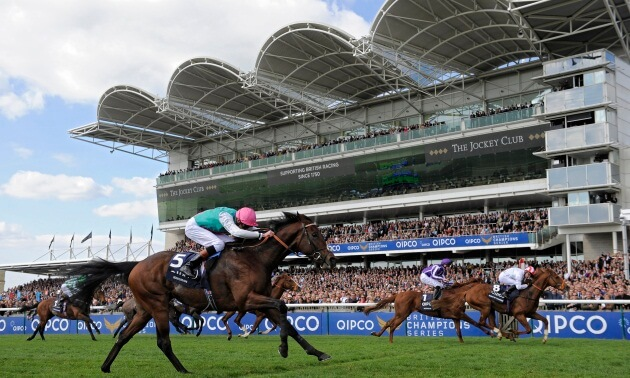 Guineas: Hermosa wins to give trainer Aidan O'Brien a weekend double