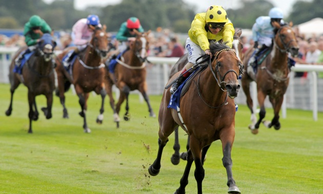 Hot To Trot: Varian showing no signs of slowing down