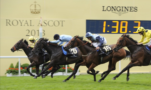 The Long Ranger: Temple Stakes and Royal Ascot