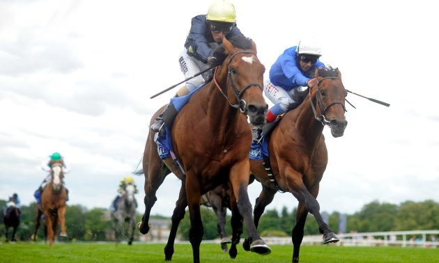 Eclipse Preview: Settling the issue for Barney