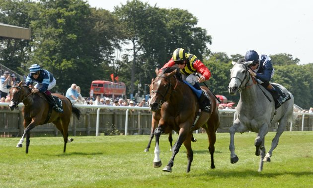 Blast from the Past: 2013 Falmouth Stakes