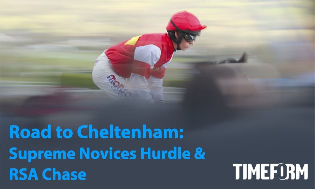 Road to Cheltenham news