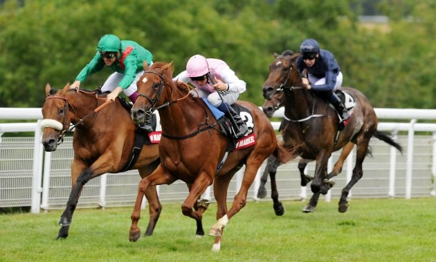 Nassau Stakes: Legatissimo to gain deserved second Group 1
