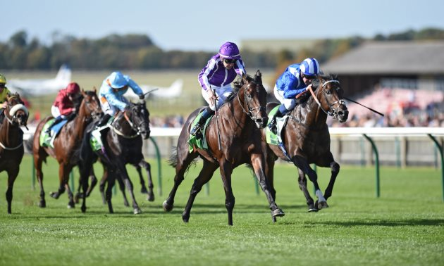 July Cup: Ten Sovereigns beats Advertise at Newmarket