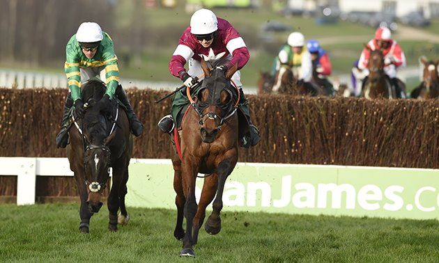 Ratings Update: Tiger Rolls to career best at Aintree