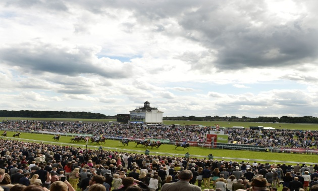 My Timeform: Three to follow from York's Dante meeting