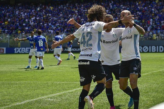Grêmio at 100% to face Mengão