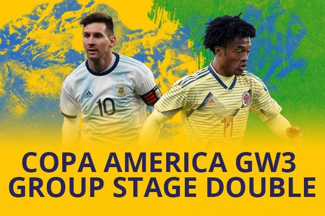 Copa América – Group Stage – GW3 – Sunday June 22nd – Free Betting