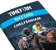 Timeform Mail Order Race Cards