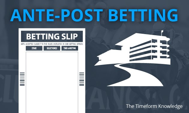 Ante post betting 2000 guineas frankel soapui content-transfer-encoding binary options